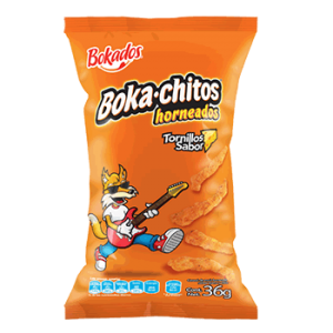 BOKACHITOS TORNILLO
